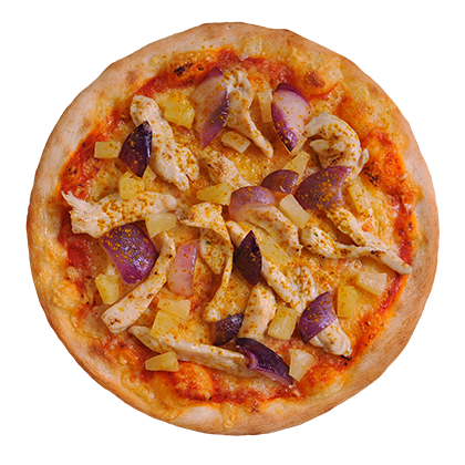 pizza-chicken-curry
