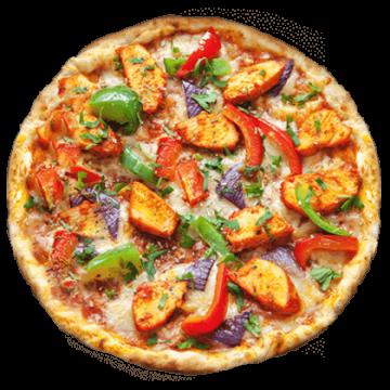 pizza indien