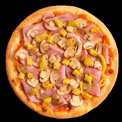 pizza-schinken-champignons-peperoni