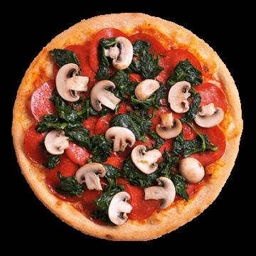 pizza-spinaccio