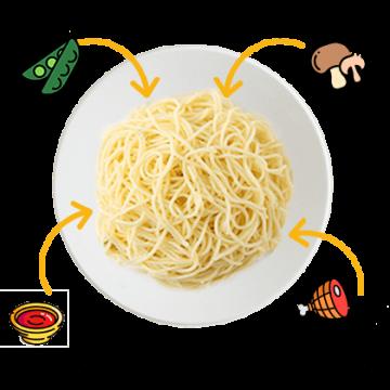 spaghetti-a-la-chef