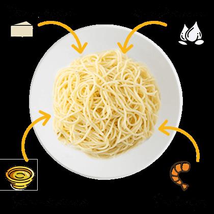 spaghetti-gamberini