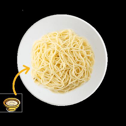 spaghetti-gorgonzola