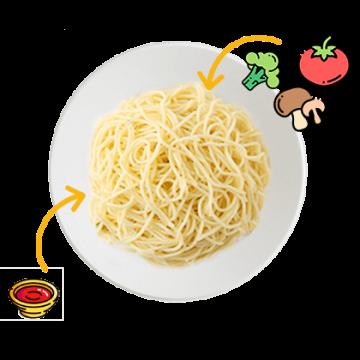 spaghetti-vegetarisch