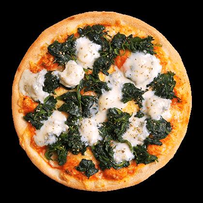 spinat gorgonzola