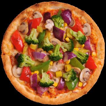 vegetarische-pizza